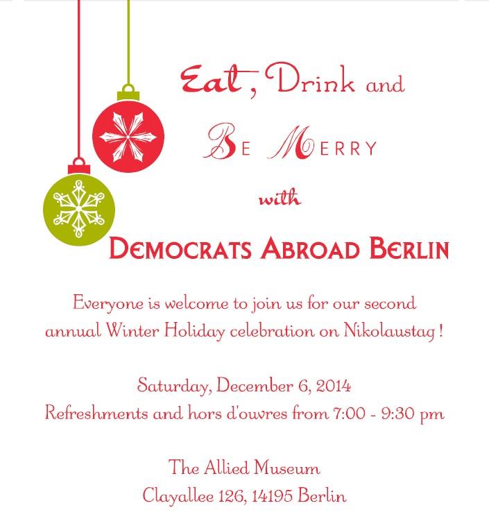 Nikolaus invite 2014 - 2