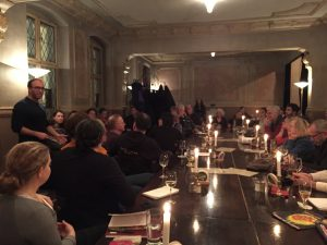 Berlin Jan 2017 Chapter Election Meeting